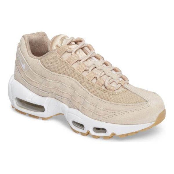 NIKE air max 95 sd sneaker - Visible Max Air units throughout the midsole provide...