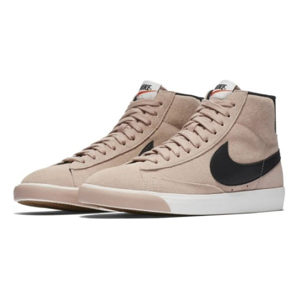 NIKE blazer mid vintage sneakers - This update of Nike's iconic 1972 basketball shoe features...