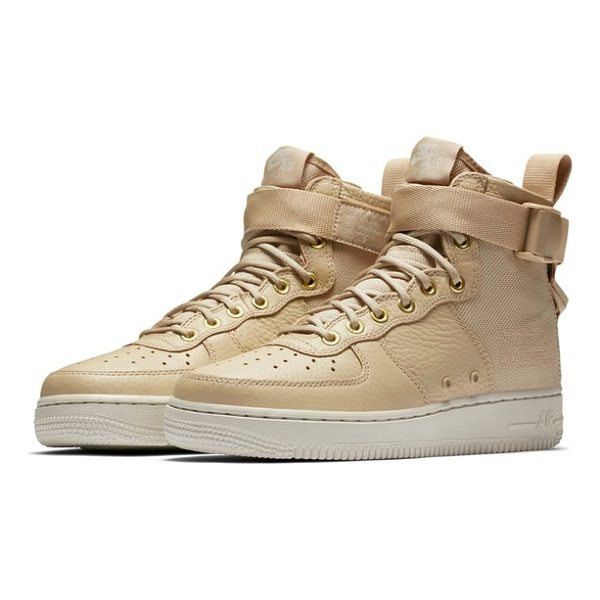 NIKE sf air force 1 mid sneaker - A reboot of the iconic Nike Air basketball shoe gets a...