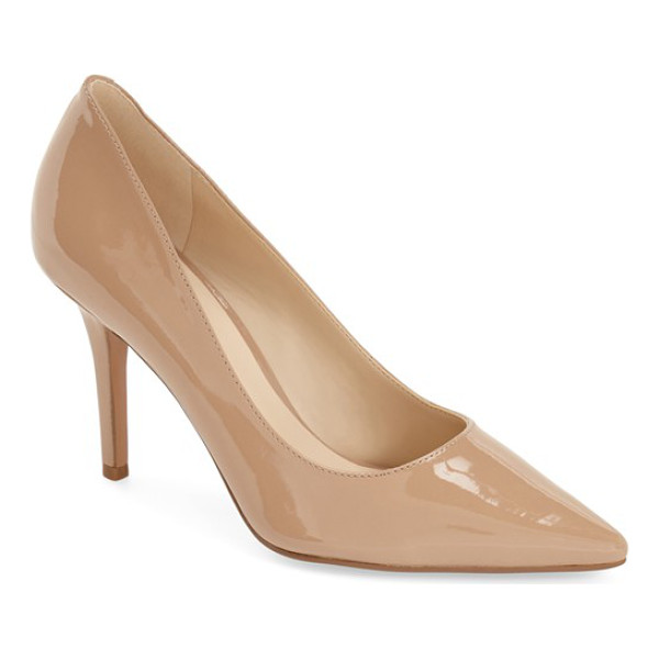 NINE WEST jackpot pointy toe pump - Elevate your work or evening style with a go-to pump...
