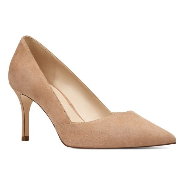 NINE WEST mine pointy toe pump - Perfectly poised and fit for any occasion, this classic...