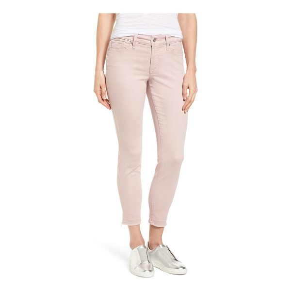 NYDJ ami release hem jeans - Stylishly unstructured hems add a bit of edge to these...