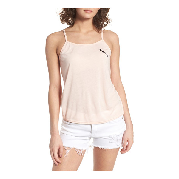 OBEY olde tank - Obey goes olde school with this relaxed cami cut from...