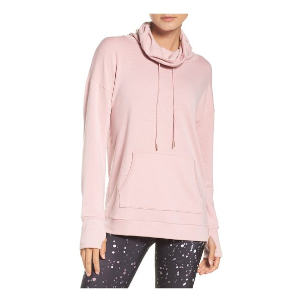 ONZIE jersey pullover - Knit with lightweight softness and flattering drape, this...