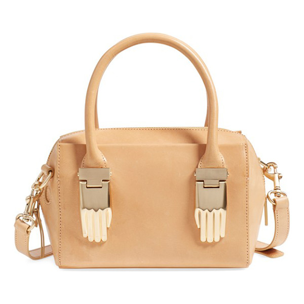 OPENING CEREMONY Mini lele satchel - A sized-down version of a must-have satchel takes the term...