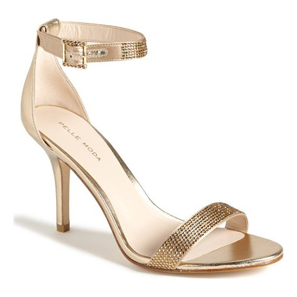 PELLE MODA kacey sandal - A sultry silhouette lends classic style to a chic sandal...