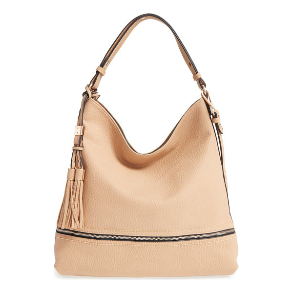 PHASE 3 Zip hobo - Make your weekend getaway complete with this ultrachic,...