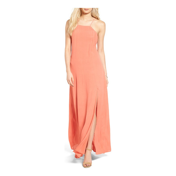PRIVACY PLEASE orrin maxi dress - Perfect for those weekends that call for low-key elegance,...