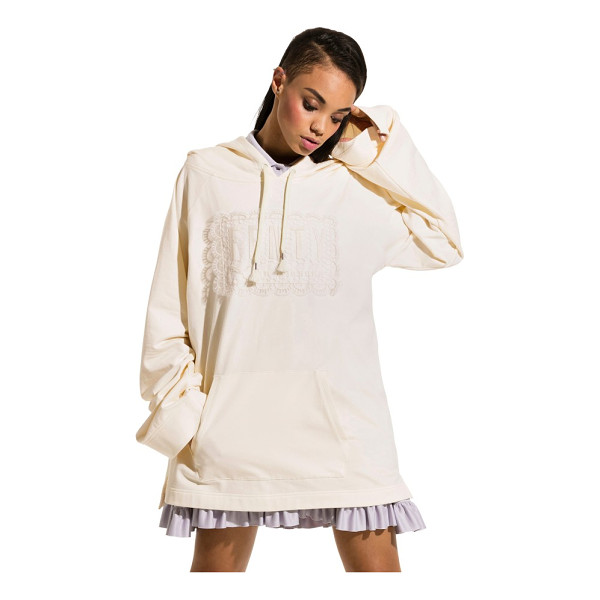 PUMA fenty  by rihanna fleece hoodie - Luxury for the modern era, this supersoft hoodie has an...