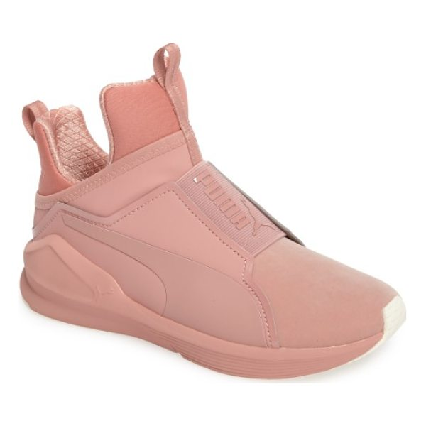 PUMA 'fierce core' high top sneaker - PUMA takes street style to the extreme with an...
