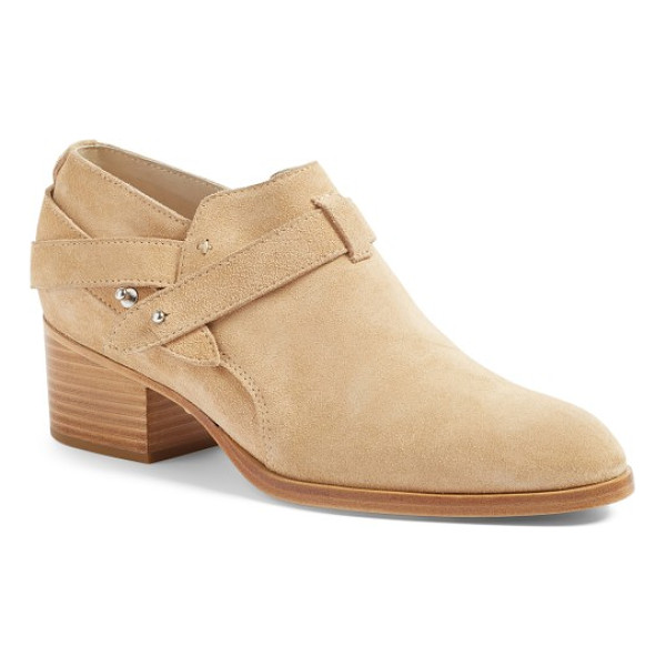 RAG & BONE harley bootie - Keep your street style clean and classic with an...