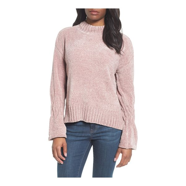 RDI bell cuff sweater - Right on point with this season's feminine sleeve trends,...