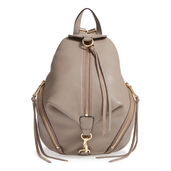 REBECCA MINKOFF 'medium julian' backpack - Not too big, not too small, this version of the popular...