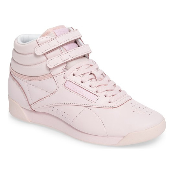 REEBOK freestyle hi colorbomb sneaker - With a minimalist look that still delivers maximum appeal,...