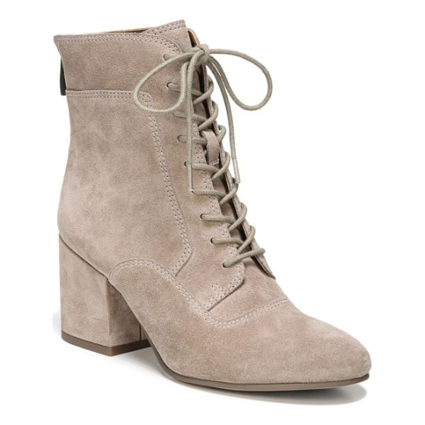 SARTO BY FRANCO SARTO aldrich bootie - Step with vintage flair and confidence in an Italian suede...