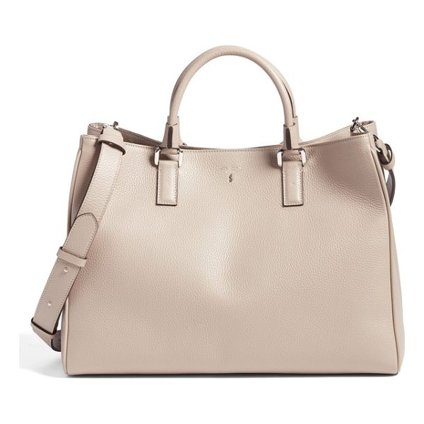 SERAPIAN MILANO lorelei cachemire tote - Roomy yet beautifully structured, this timeless tote is...