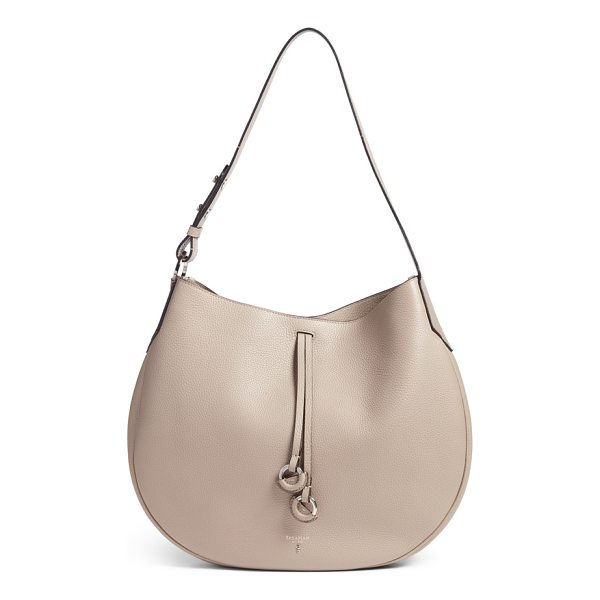 SERAPIAN MILANO maura cachemire shoulder bag - An exquisitely curvy shoulder bag is handcrafted from...