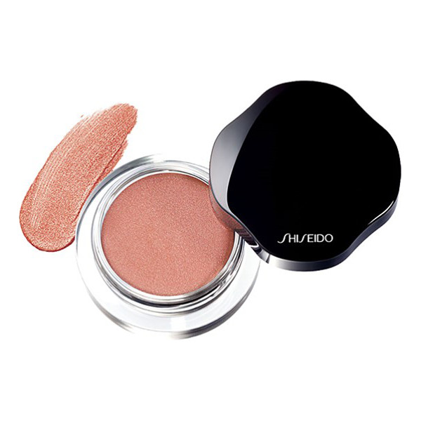SHISEIDO Shimmering cream eye color - A lightweight cream eyeshadow with a radiant, lustrous...