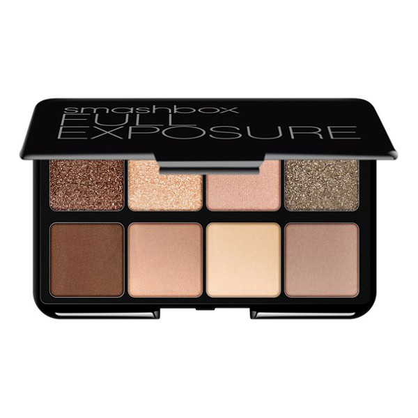 SMASHBOX Full exposure travel eyeshadow palette - Perfect your eyes with Smashbox Full Exposure Travel...