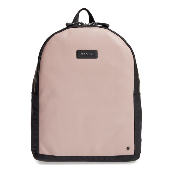 STATE BAGS cass backpack - Upgrade your street style with a roomy, clean-cut backpack