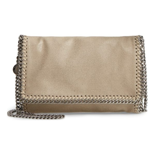 STELLA MCCARTNEY 'falabella - Gleaming chains trace the contours of a signature crossbody...