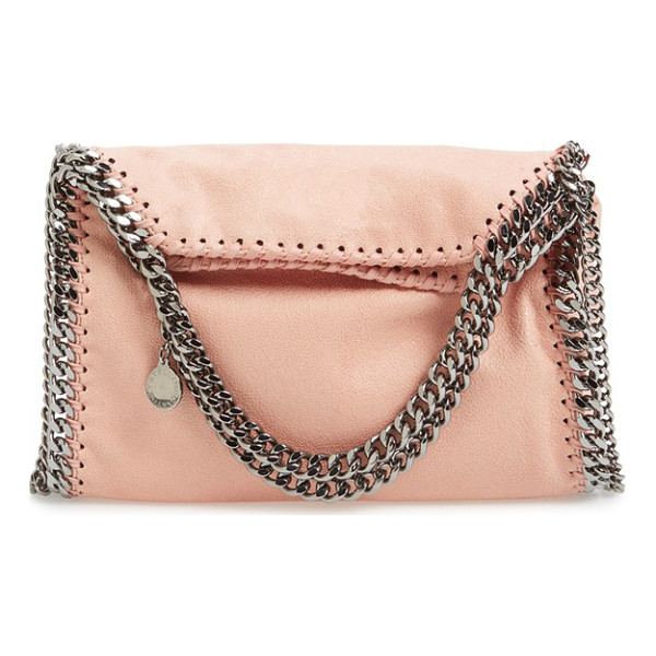 STELLA MCCARTNEY 'mini falabella - Impeccably crafted and impossibly versatile, this softly