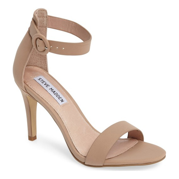 STEVE MADDEN born sandal - A clean, classic sandal is set to impress with a graceful...