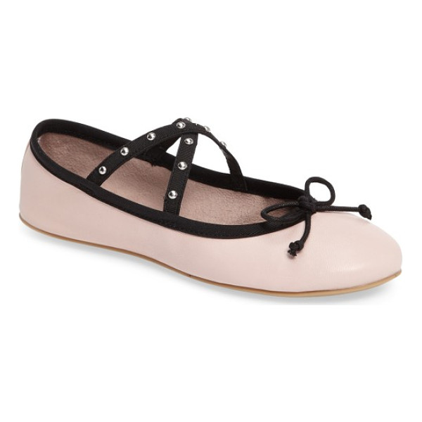 STEVE MADDEN twirls ballet flat - A classic ballet flat is totally on pointe for the upcoming...