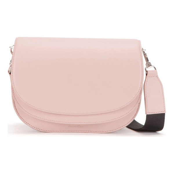 STEVEN ALAN landon leather crossbody bag - If you're looking for a luxe bag that doesn't brag, this...
