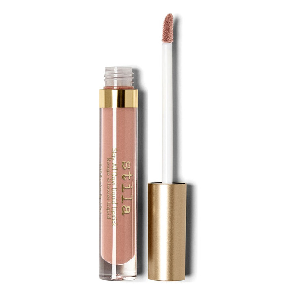 STILA stay all day liquid lipstick - What it is: A creamy, matte, full-coverage lipstick that...