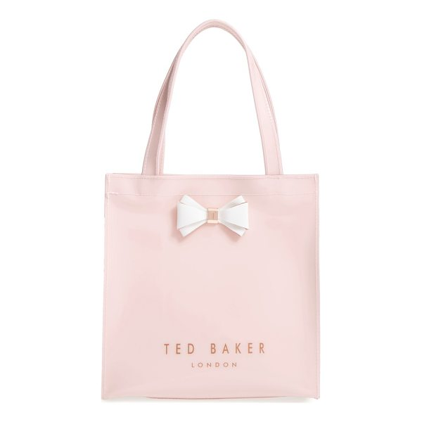 TED BAKER small icon - A signature bow plays up the timeless sophistication of a...