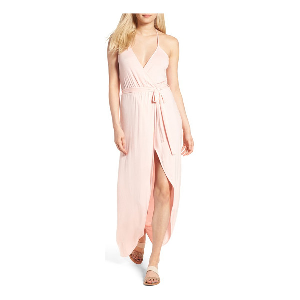 THIEVES LIKE US racerback maxi dress - Perfect for summer, this nicely draped maxi dress is...