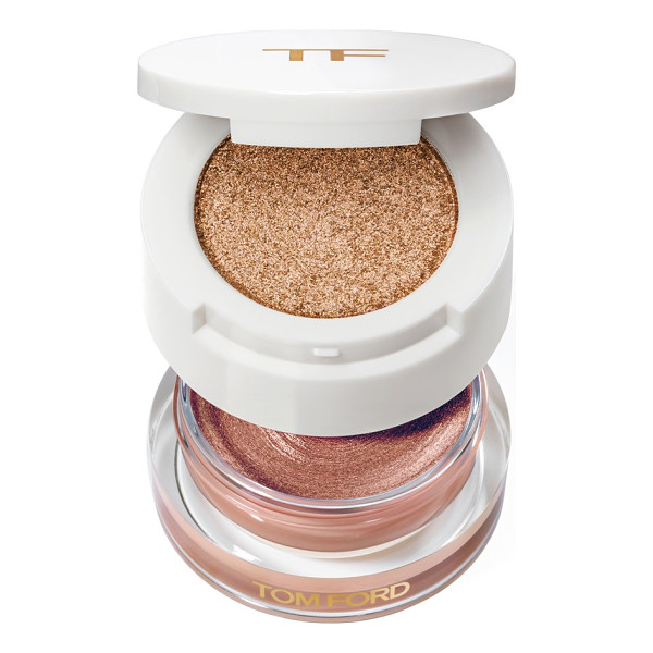 TOM FORD cream & powder eye color duo - What it is: A duo that pairs two coveted formulas in one to...