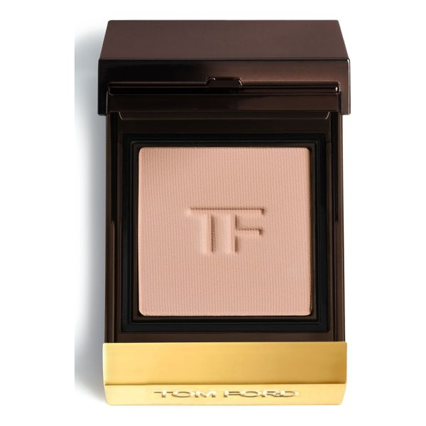 TOM FORD private shadow - What it is: A clutch-sized eyeshadow for color that's...