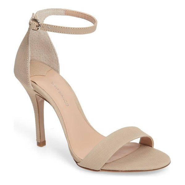 TONY BIANCO lovinia strappy sandal - Barely there straps at the toe and ankle add flirty appeal...