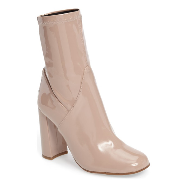 TONY BIANCO nakita zip bootie - A trend-right profile and retro-mod shine give...