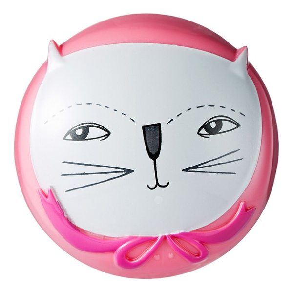 TOO COOL FOR SCHOOL max in pocket lip balm - What it is: A tinted moisturizing lip balm in a little cat...