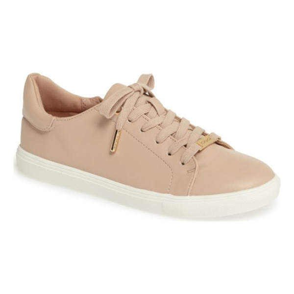 TOPSHOP catseye sneaker - A classic low-top sneaker with a padded collar makes a...