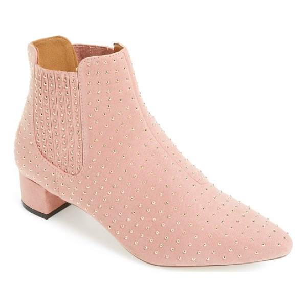 TOPSHOP killer studded chelsea boot - Electrify everything you wear with this standout,...
