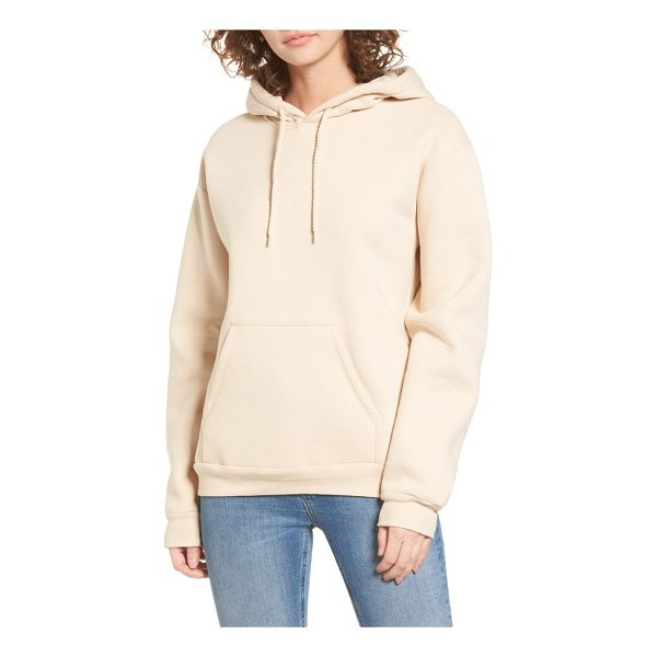 TOPSHOP oversize hoodie - The bigger, the cozier, the more carefree you'll be in this...