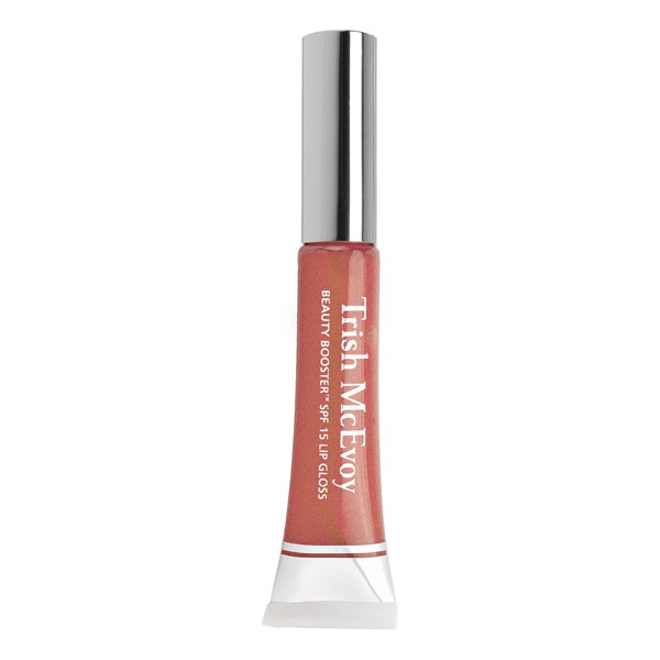 TRISH MCEVOY beauty booster lip gloss spf 15 - What it is: A non-stick moisture treatment gloss that gives...