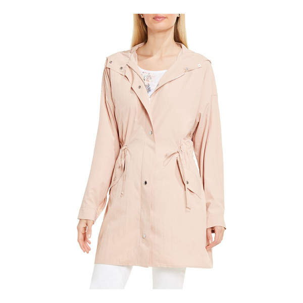 TWO BY VINCE CAMUTO anorak - Fight the gloom of grey, drizzle-filled days with a...