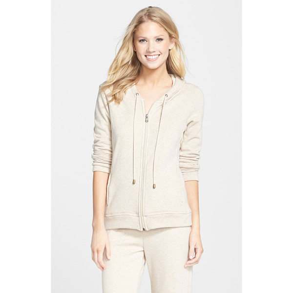 UGG sarasee hoodie - High-pile plush lines a buttery-soft stretch cotton-blend...