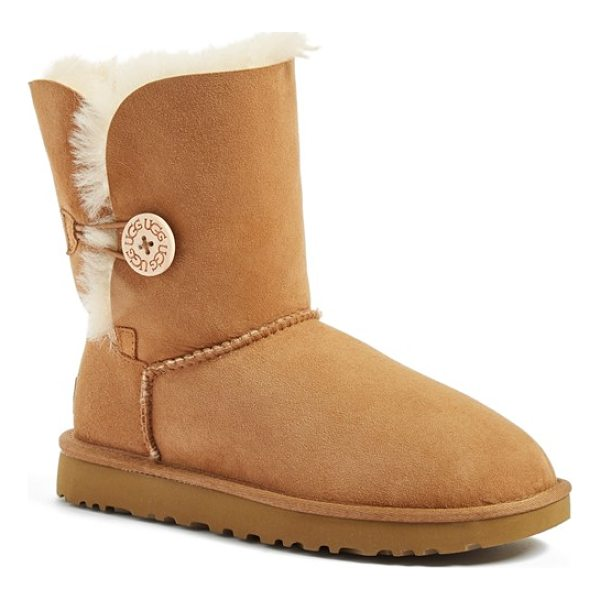 UGG 'bailey button ii' boot - Now pretreated to repel water and stains, this brand...