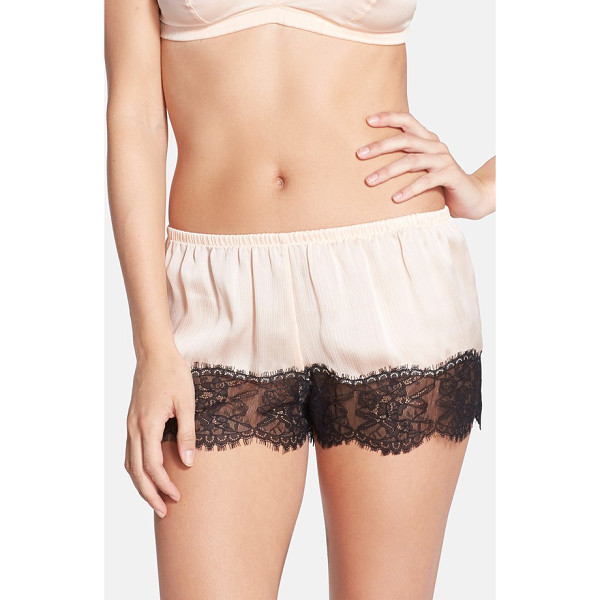 UNDERELLA BY ELLA MOSS leighton tap pants - The fluttery silhouette of retro tap pants is reinterpreted...