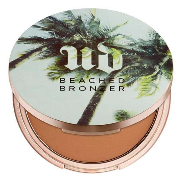 URBAN DECAY beached bronzer - What it is: Get bronzy, glowing skin (sans the sun damage)...
