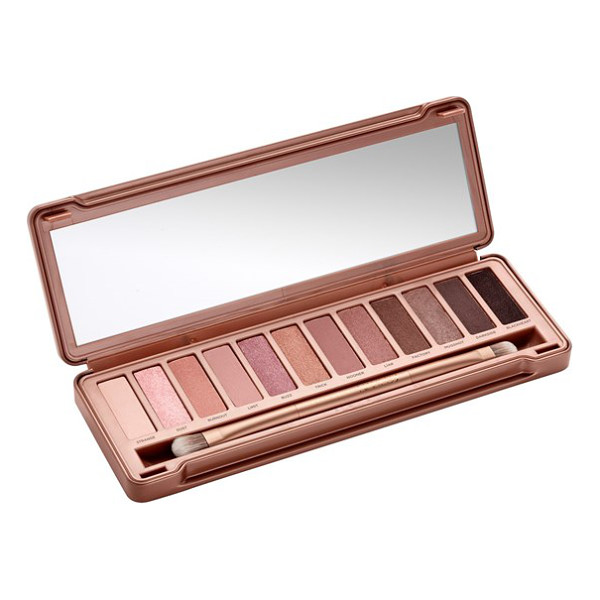 URBAN DECAY naked3 palette - Urban Decay Naked3 Palette is filled with 12...