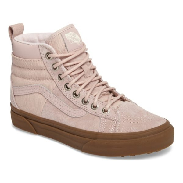 VANS sk8-hi 46 mte dx sneaker - This revamp of an iconic silhouette features a...
