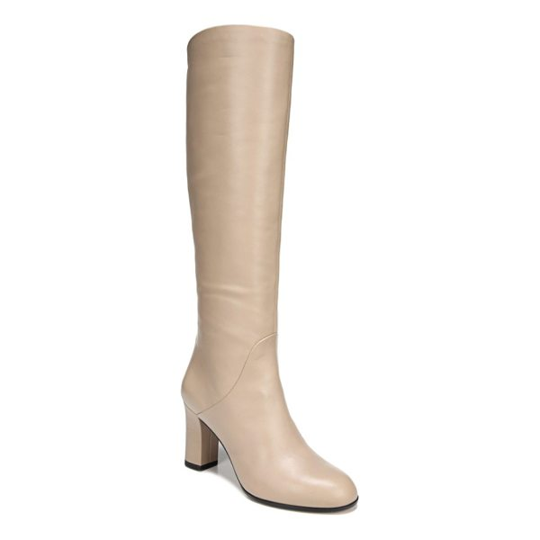 VIA SPIGA soho knee high boot - A buttery-soft Italian-leather boot elevates your 9-5 style...
