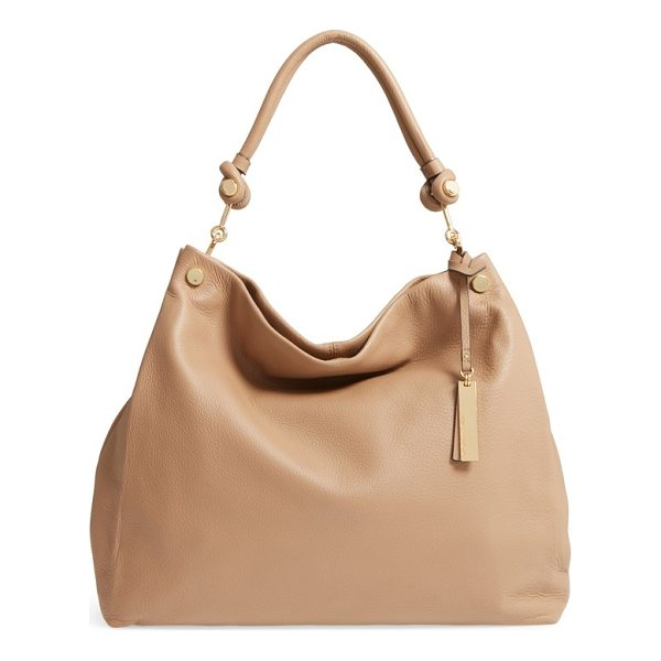 VINCE CAMUTO 'ruell' hobo - A perfectly slouched hobo bag with a crisp center seam and...